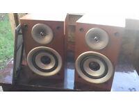 Jvc good soud speakers 40w