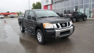2015 Nissan Titan SV 4X4, Tow Package, Back Up Camera, Satellite