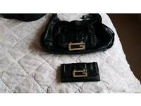 Guess bag and purse