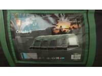 Hi Gear Corado Six Tent