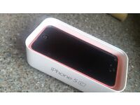 I have a apple I phone 5c for sale in pink very good condition