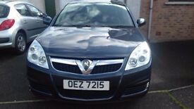 2007 Vauxhall Vectra 1.9 CDTI Exclusive