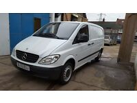 Mercedes Vito one owner from new