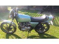 Fully restored lovely bike.