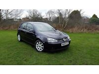 VW GOLF GT TDI SPORT EDITION 2.0 FULL 12 MONTHS MOT