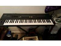 Yamaha S30 keyboard