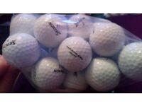 25 srixon marathon soft golf balls