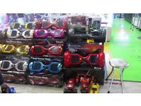 All colours stock brand new sealed electric smart scooter swegway hoverboard