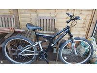 Mans Full suspension Mountain bike...............£65