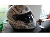 Ladies Crash helmet