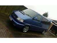 1996 VW T4 caravelle TDI longnose 1prev owner low mileage transporter dayvan