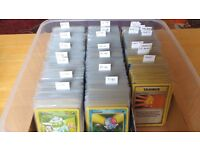Tailor Built Bundles from Large First generation Pokemon Card Collection