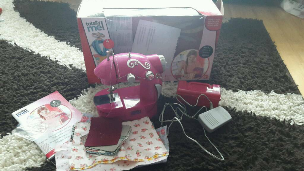 Totally Me Sewing Machine In Plymouth Devon Gumtree Fascinating Totally Me Sewing Machine