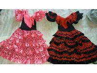 spanish dresses age 4