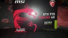 Msi gtx Geforce 970 4gb