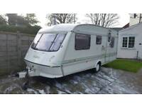 ELDDIS 5 BERTH WITH FULL AWNING GOOD CONDITION