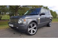 Land Rover Range Rover 4.4 V8 HSE 5dr FULL HEATED LEATHER+NAV+PRIVACY GLASS