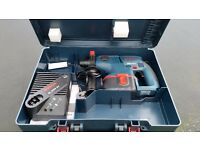 Bosch 24v sds drill brand new never been used comes as it is in the picture