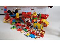 Mickey mouse toy bundle