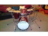 Drum kit - Ludwig breakbeats Questlove