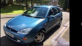 Ford Focus 1.6, 2001 Mot till May2018