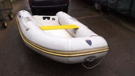 VALIANT 2.7m Rib including seat