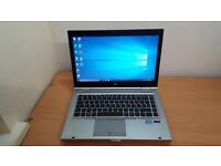 HP Laptop VPro Core i5-3320M Microsoft windows 10 Office 4GB RAM