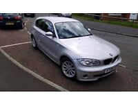 2006 bmw 116i se only 55000 warranted miles from new immaculate
