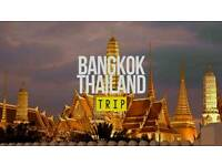 Return flights Newcastle to Thailand 2nd October (3week holiday)