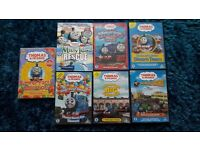 Bob the builder/Fireman Sam/Thomas the Tank/Postman Pat and other asst dvds