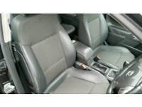 2007 half leather interior vauxhall Vectra