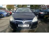 Vauxhall Astra Estate Black 1.3 Diesel