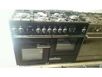 Brand new range master professional 110 plus range cooker