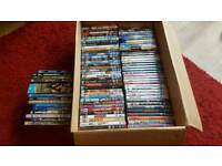91 Assorted DVDs, Blu-Rays and BoxSets ***PRICE NOW REDUCED***