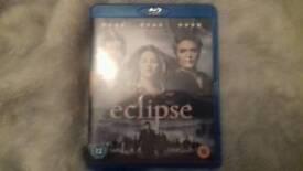 Twilight saga eclipse blu ray