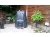 Large Garden Compost Bin