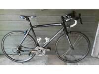 Corratec Dolomiti 105 alu carbon Shimano 20 speed racing bike