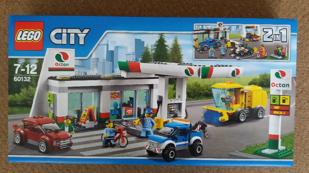 Lego 60132 City Service Station - Brand New | in Newcastle, Tyne and ...