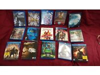 15 ACTION FILM BLU-RAYS SOME NEW