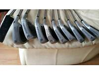 Full set golf Irons