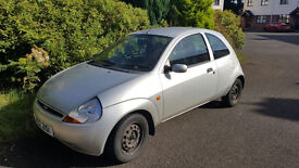 2005 Ford Ka works fine has some damages and scratches