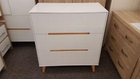 Alicia 3 Drawer Chest By Julian Bowen Can Deliver