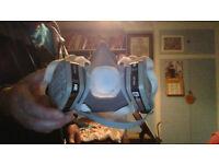 Dual Cartridge Respirator by 3M 53P71