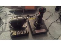X55 Joystick/HOTAS, light use