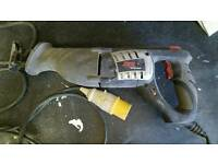 110v reciprocating saw