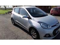 HYUNDAI, Cheap Insurance & Tax, immaculate condition, very low miles, 1st to see will buy.