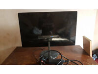 "Phillips 24"" Monitor (Good For Gaming)"