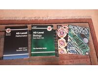 as level revision books £2 each