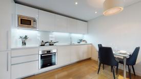 1 bedroom flat in Merchant Square East, London W2