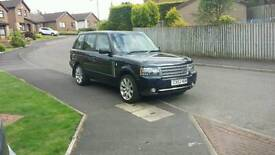 Range rover 2012 facelifted